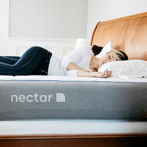 Nectar Mattress Decompressing