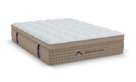 The Dreamcloud Bed Frame With Headboard